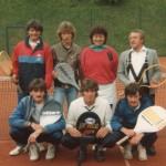 1985 Herren III leider wieder kein Spiel gewonnen