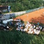 1986 Superfest Einweihung Anbau