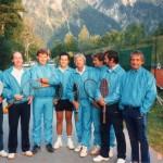 1987 erste Seniorenmannschaft
