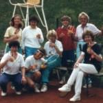 1989 neue Seniorinnen m Exotik Hawai