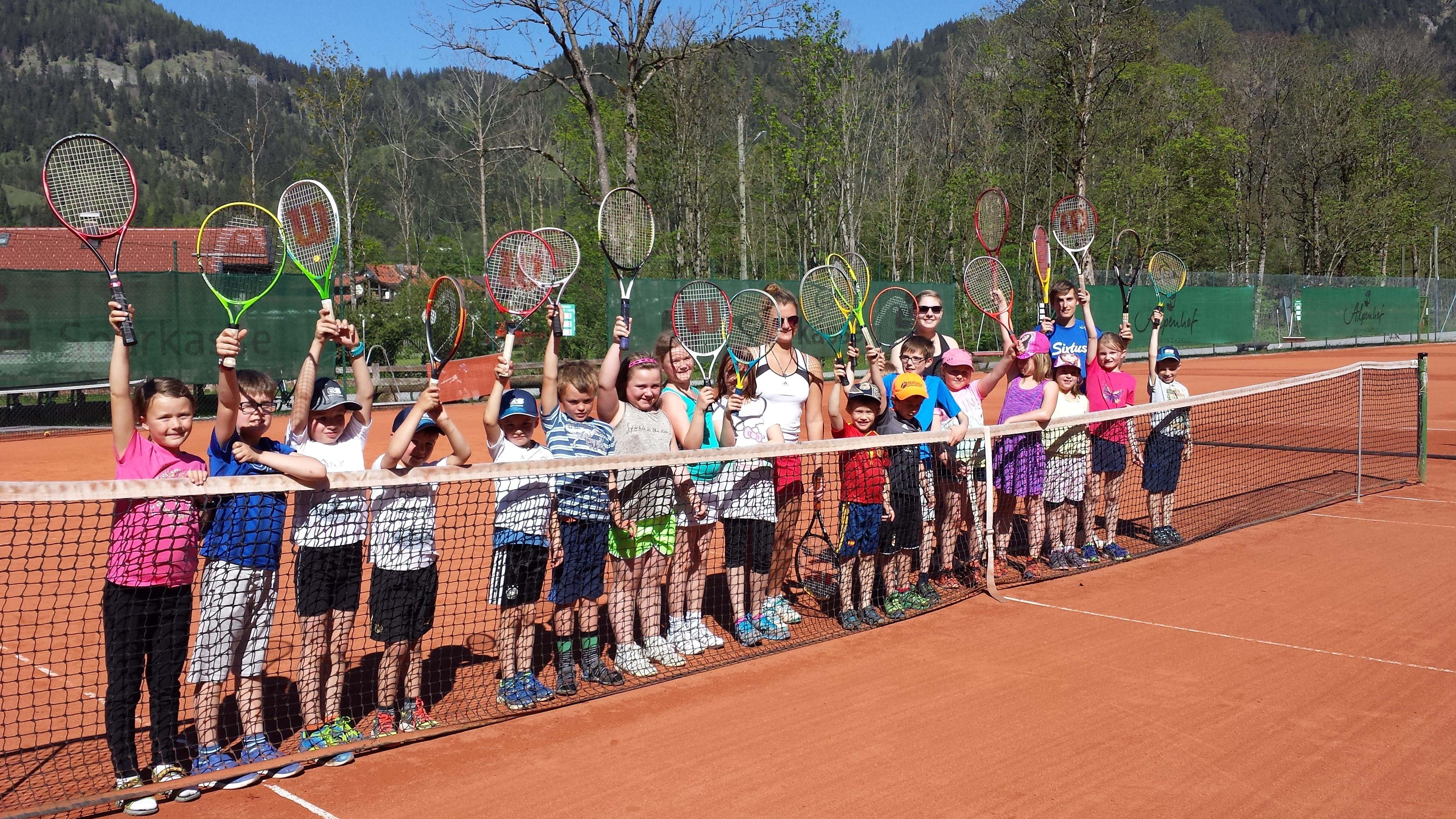 Ist Tennis für Schüler langweilig ….