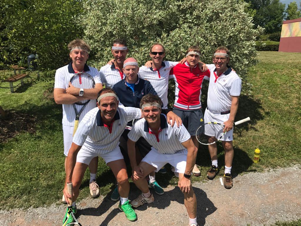 AUFSTIEG der Herren 30 in die Bezirksliga!!! Wir gratulieren !!