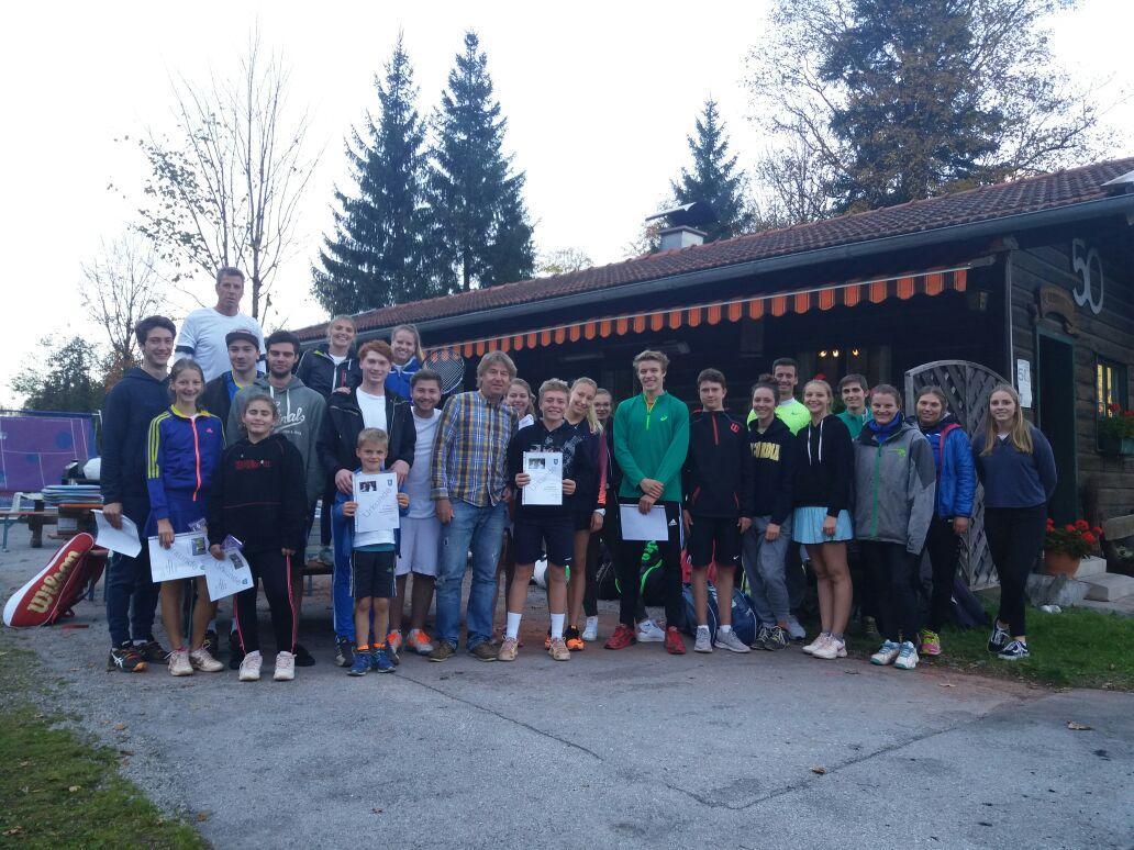 Jugend Mixed Turnier im Merkur