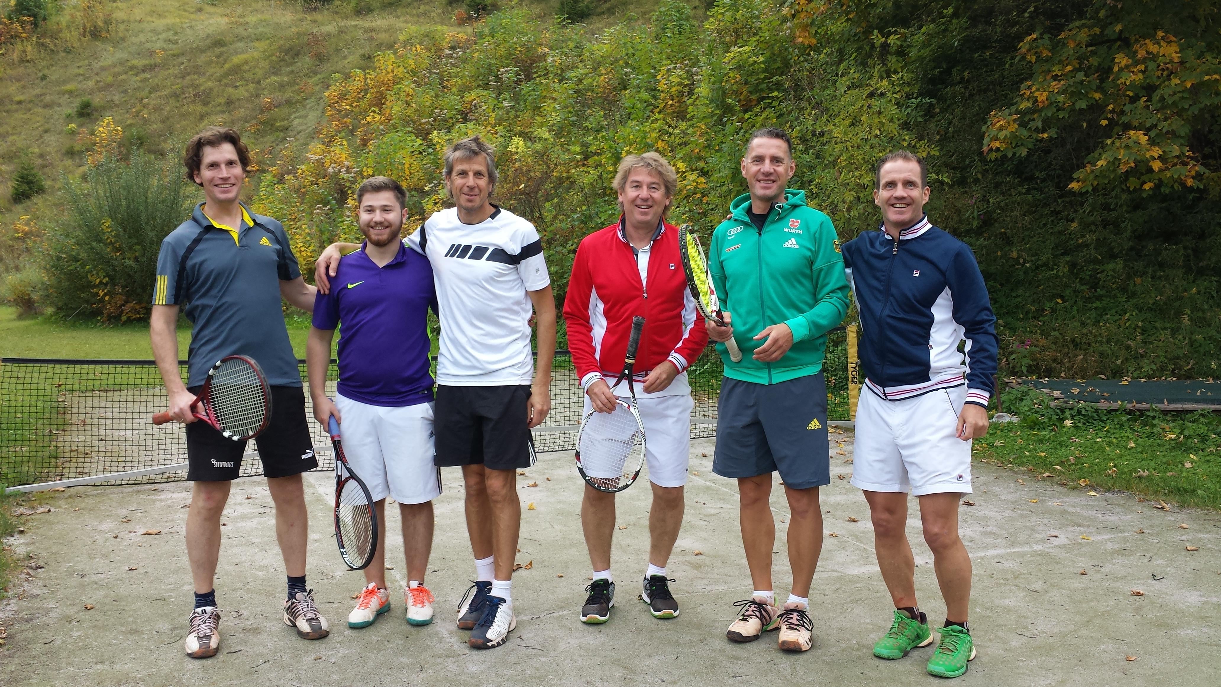 Endspiel der Einzel Clubmeisterschaft ist am 09. Oktober