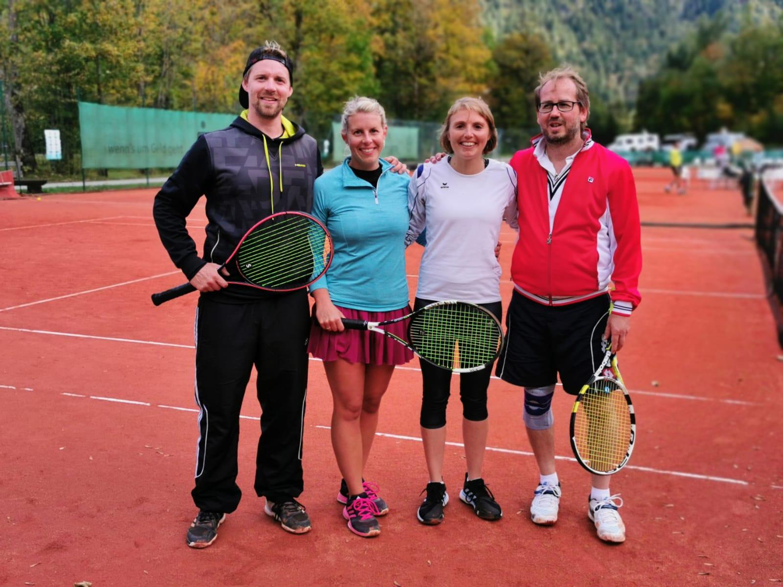 2. Seeberg Open – Offene Mixed Clubmeisterschaft